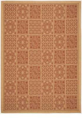 Safavieh CY6947-38 Natural Brick