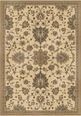 Orian Rugs Khan 3309 Ivory