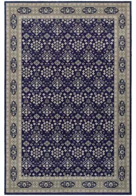Oriental Weavers 119B Navy Gray