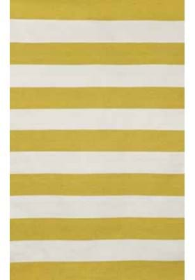 Trans Ocean Rugby Stripe 630209 Yellow