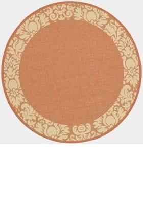 Safavieh CY2727 3202 Terracotta Natural