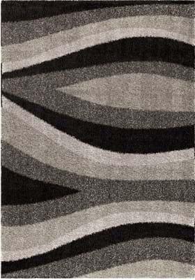 Orian Rugs Flume 3623 Black