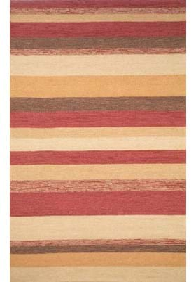 Trans Ocean Stripe 190024 Red