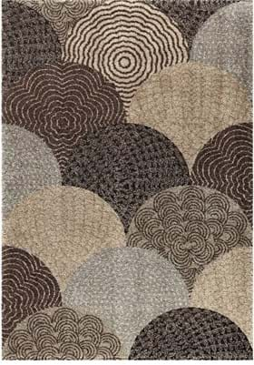 Orian Rugs Oystershell 1650 Multi