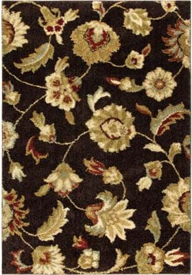 Orian Rugs London 1620 Brown