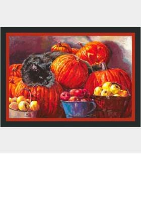 Milliken Halloween 7389 Pumpkin Patch 2