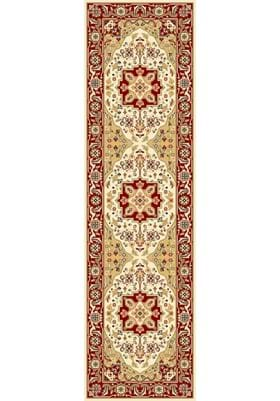 Safavieh LNH-330 A Ivory Red