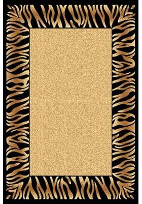 Dynamic Rugs 2804 190 Cream Black