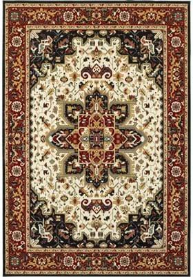 Oriental Weavers 96W Red Ivory
