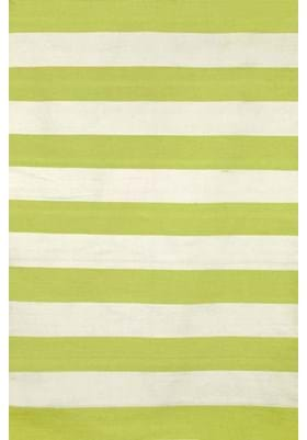 Trans Ocean Rugby Stripe 630216 Lime