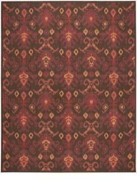 Nourison VIS20 Brown