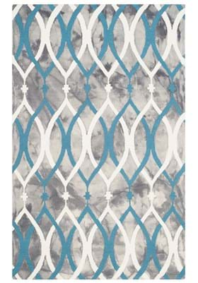 Safavieh DDY534J Grey Ivory Blue