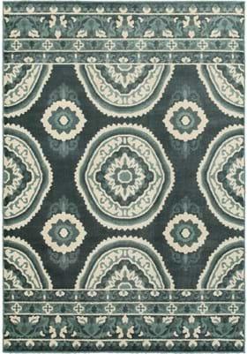 Oriental Weavers 7415B Blue Ivory