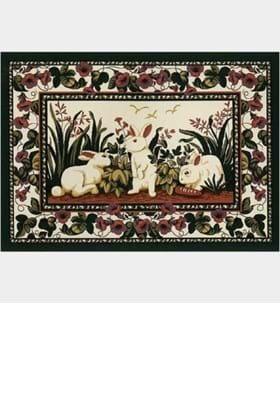 Milliken Cotton Tales 4536 Bunny 3000