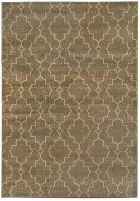 Oriental Weavers 5329B Brown