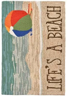 Trans Ocean Lifes a Beach 151612 Sand