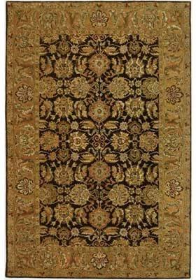 Safavieh AN615B Dark Brown Gold