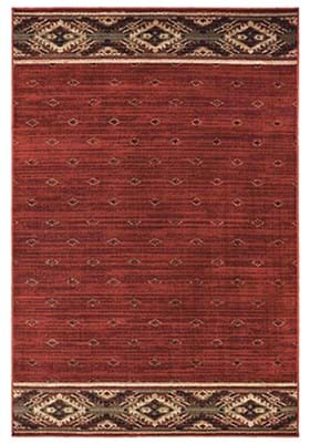 Oriental Weavers 9652C Red