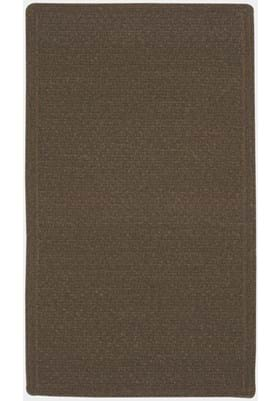 Capel Manteo Coffee Cross Sewn Rectangle