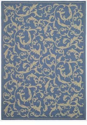 Safavieh CY2653 3103 Blue Natural