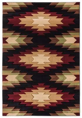 United Weavers 2055-41175 Navajo Multi