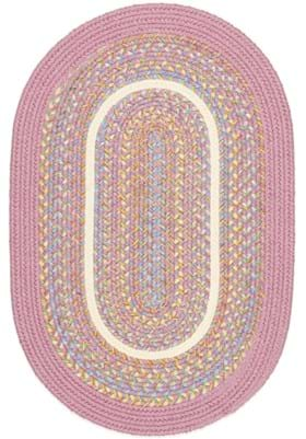 Rhody Rug KI-08 Pink Banded