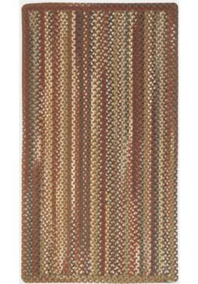 Capel Bangor Cinnamon VerticalStripeRectang