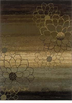 Oriental Weavers 074A1 Brown