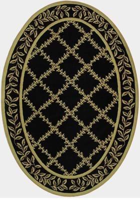 Safavieh HK230D Black Gold