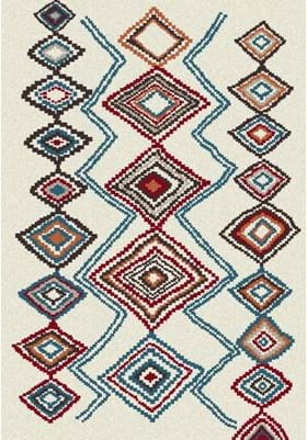 Dynamic Rugs 6229 101 Ivory Multi