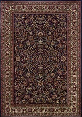 Oriental Weavers 113B Dark Blue