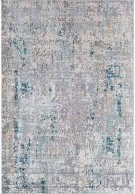 Rugs America AD90 B Blue Luxe