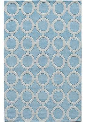 Rugs America 6205B Light Blue