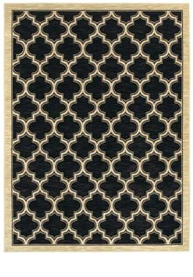 Dynamic Rugs 2816 090 Black