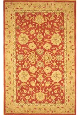 Safavieh AN522A Red Ivory