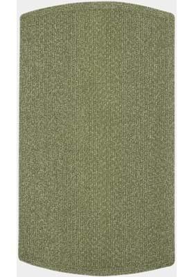 Capel Manteo Deep Green Tailored Rectangle
