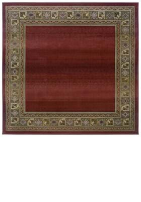 Oriental Weavers 3436R Red Green