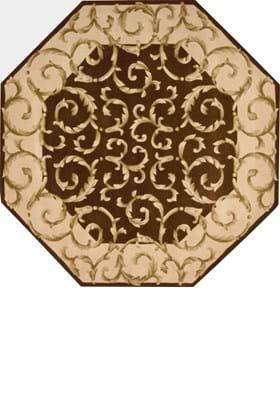 Nourison VP43 Chocolate