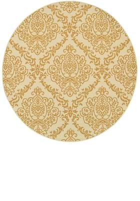 Oriental Weavers 8424J Gold