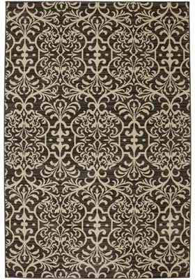 American Rug Craftsmen Watson Scroll 90446 Walnut 87021