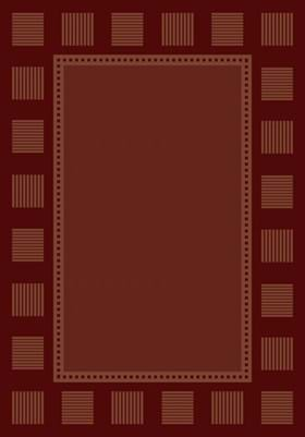 United Weavers 940-36734 Long Island Burgundy