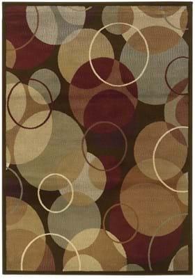 Oriental Weavers 2066D Brown Gold