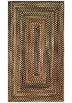 Capel Manchester BrownHues Concentric Rectangle