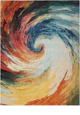 Nourison CES07 WAVE