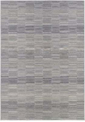 Couristan 9860 Fayston 9009 Silver Charcoal