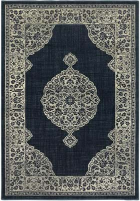 Oriental Weavers 7937A Navy Grey