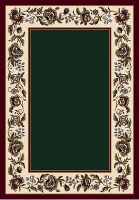 Milliken Penelope7325 Emerald 11000