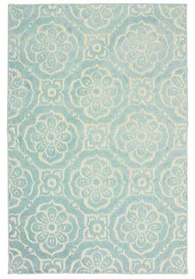 Oriental Weavers 539L Blue