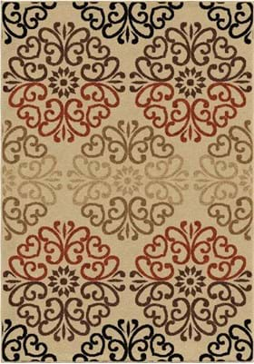 Orian Rugs Clarkston 1847 Multi