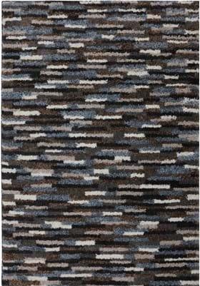 American Rug Craftsmen Mesa 90303 Black 749